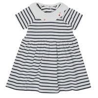material Girl Short Dresses Petit Bateau MEGHANE Multicolour