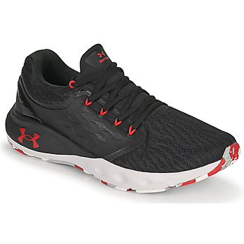 Shoes Men Running shoes Under Armour CHARGED VANTAGE MARBLE Black