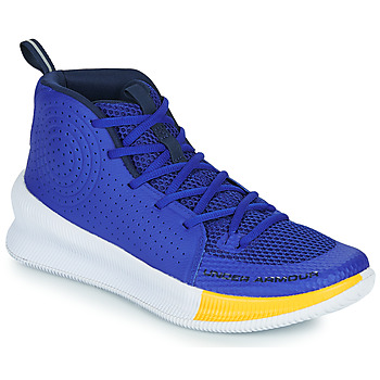 Shoes Men Basketball shoes Under Armour JET Blue