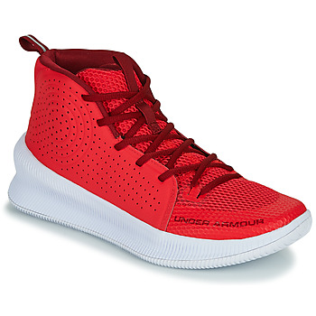 Shoes Men Basketball shoes Under Armour JET Red