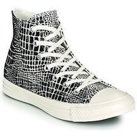 Shoes Women High top trainers Converse CHUCK TAYLOR ALL STAR DIGITAL DAZE HI Black / Beige
