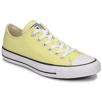 Shoes Women Low top trainers Converse CHUCK TAYLOR ALL STAR SEASONAL COLOR OX Yellow