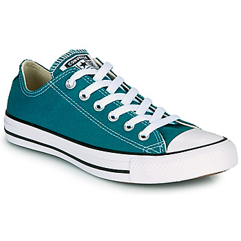 Shoes Women Low top trainers Converse CHUCK TAYLOR ALL STAR SEASONAL COLOR OX Blue
