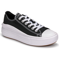 Shoes Women Low top trainers Converse CHUCK TAYLOR ALL STAR MOVE CANVAS COLOR OX Black