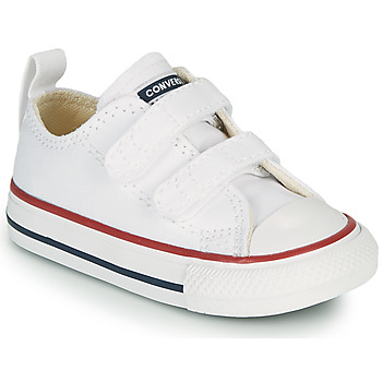 Shoes Children Low top trainers Converse CHUCK TAYLOR ALL STAR 2V FOUNDATION OX White