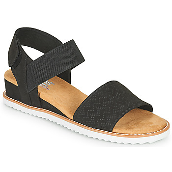 Shoes Women Sandals Skechers DESERT KISS Black