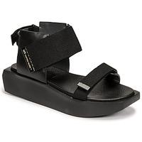 Shoes Women Sandals United nude WA LO Black