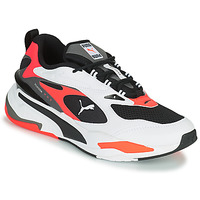 Shoes Men Low top trainers Puma RS FAST White / Black / Red
