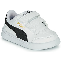 Shoes Children Low top trainers Puma SHUFFLE INF White / Black