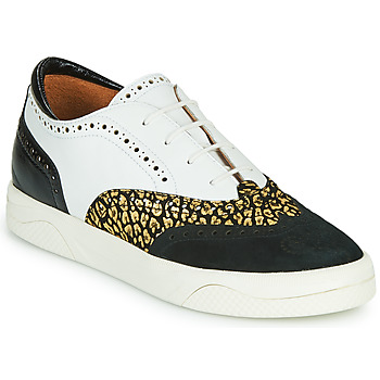 Shoes Women Low top trainers Mam'Zelle ALIBI White / Gold