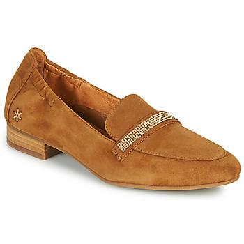 Shoes Women Loafers Mam'Zelle ZAVON Brown