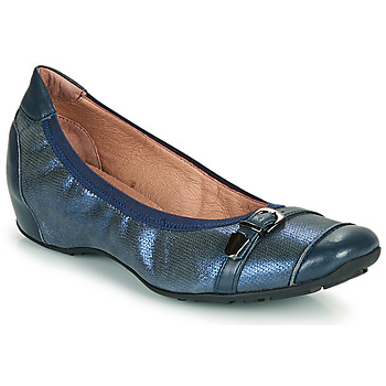 Shoes Women Ballerinas Mam'Zelle FABRI Blue