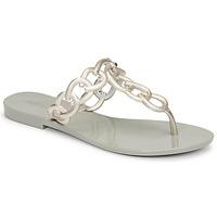 Shoes Women Flip flops Melissa SUCCESS AD Green