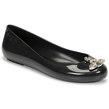 Shoes Women Ballerinas Melissa VIVIENNE WESTWOOD ANGLOMANIA - SWEET LOVE II Black