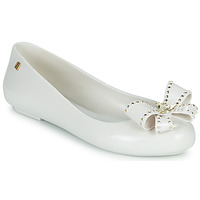 Shoes Women Ballerinas Melissa VIVIENNE WESTWOOD ANGLOMANIA - SWEET LOVE II White