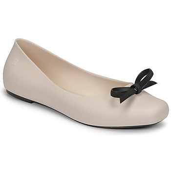 Shoes Women Ballerinas Melissa AURA - JASON WU AD Beige