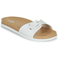 Shoes Women Mules Melissa WIDE SLIDE AD White