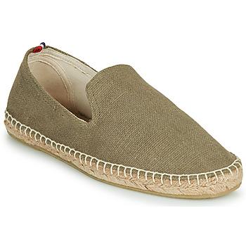 Shoes Men Espadrilles 1789 Cala SLIPON COTON Green