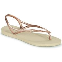 Shoes Women Sandals Havaianas SUNNY II Beige
