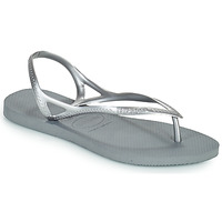 Shoes Women Sandals Havaianas SUNNY II Silver