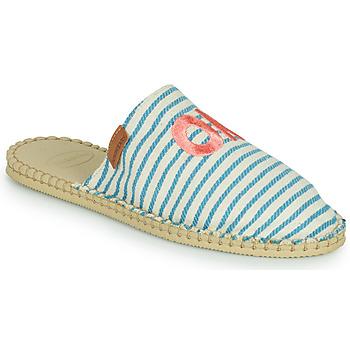 Shoes Women Espadrilles Havaianas ESPADRILLE MULE FUN ECO Blue