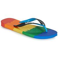 Shoes Flip flops Havaianas TOP LOGOMANIA MULTICOLOR Multicolour