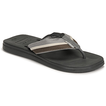 Shoes Men Flip flops Havaianas NEW URBAN WAY Black / Grey