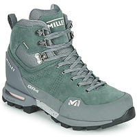 Shoes Women Hiking shoes Millet GR4 GORETEX Green / Black