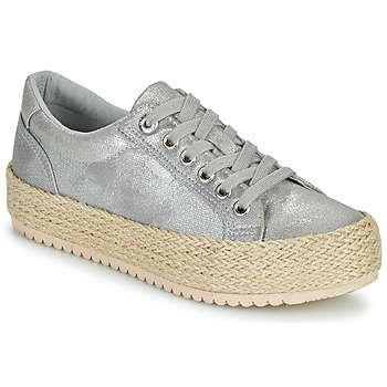 Shoes Women Low top trainers MTNG 69193A Grey