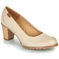 Shoes Women Court shoes MTNG 51078 Beige