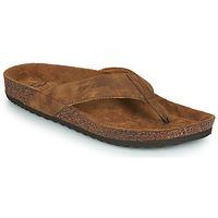Shoes Men Flip flops Rip Curl FOUNDATION Brown