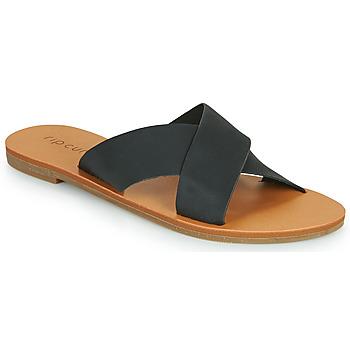 Shoes Women Mules Rip Curl BLUEYS Black