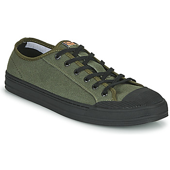 Shoes Men Low top trainers Base London CARGO Green