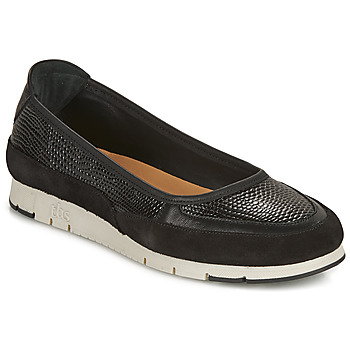 Shoes Women Ballerinas TBS CAPELLI Black