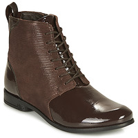 Shoes Women Mid boots TBS MADELIZ Brown