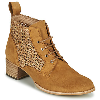Shoes Women Mid boots Muratti REAUX Whisky