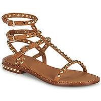 Shoes Women Sandals Ash PLAY Brown