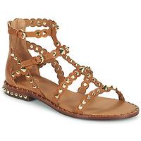 Shoes Women Sandals Ash PIXEL Brown