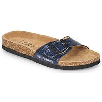 Shoes Women Mules Les Petites Bombes ROSA Blue