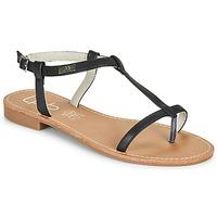 Shoes Women Sandals Les Petites Bombes BULLE Black