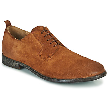 Shoes Men Derby shoes Moma NOVARA Brown