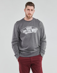 material Men sweaters Vans OTW CREW II Asphalt / Heather