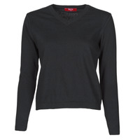 material Women jumpers BOTD OWOXOL Black