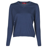 material Women jumpers BOTD OWOXOL Marine