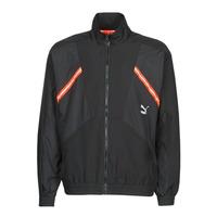 material Men Jackets Puma WVN JACKET Black / Red