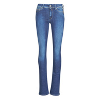 material Women bootcut jeans Replay LUZ Super / Light / Blue