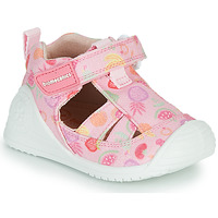 Shoes Girl Sandals Biomecanics 212212 Pink