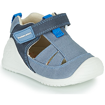 Shoes Boy Sandals Biomecanics 212222 Blue
