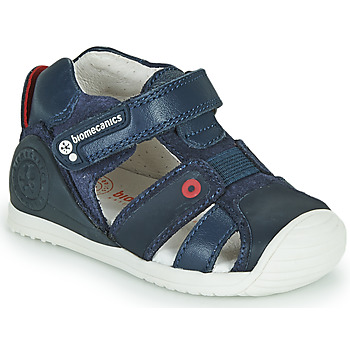 Shoes Boy Sandals Biomecanics 212144 Marine
