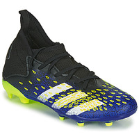 Shoes Children Football shoes adidas Performance PREDATOR FREAK .3 F Blue / Yellow